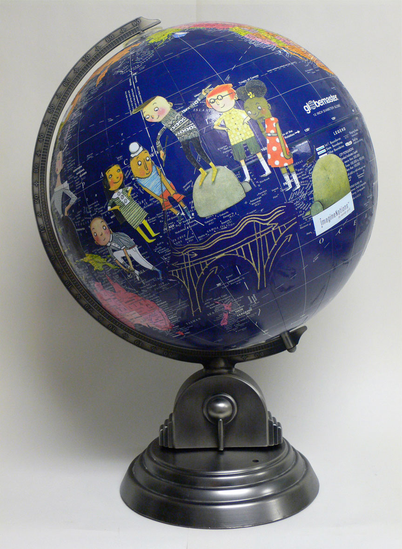 Custom iggy peck globe wendy gold studios blog iggy1 gumiabroncs Images